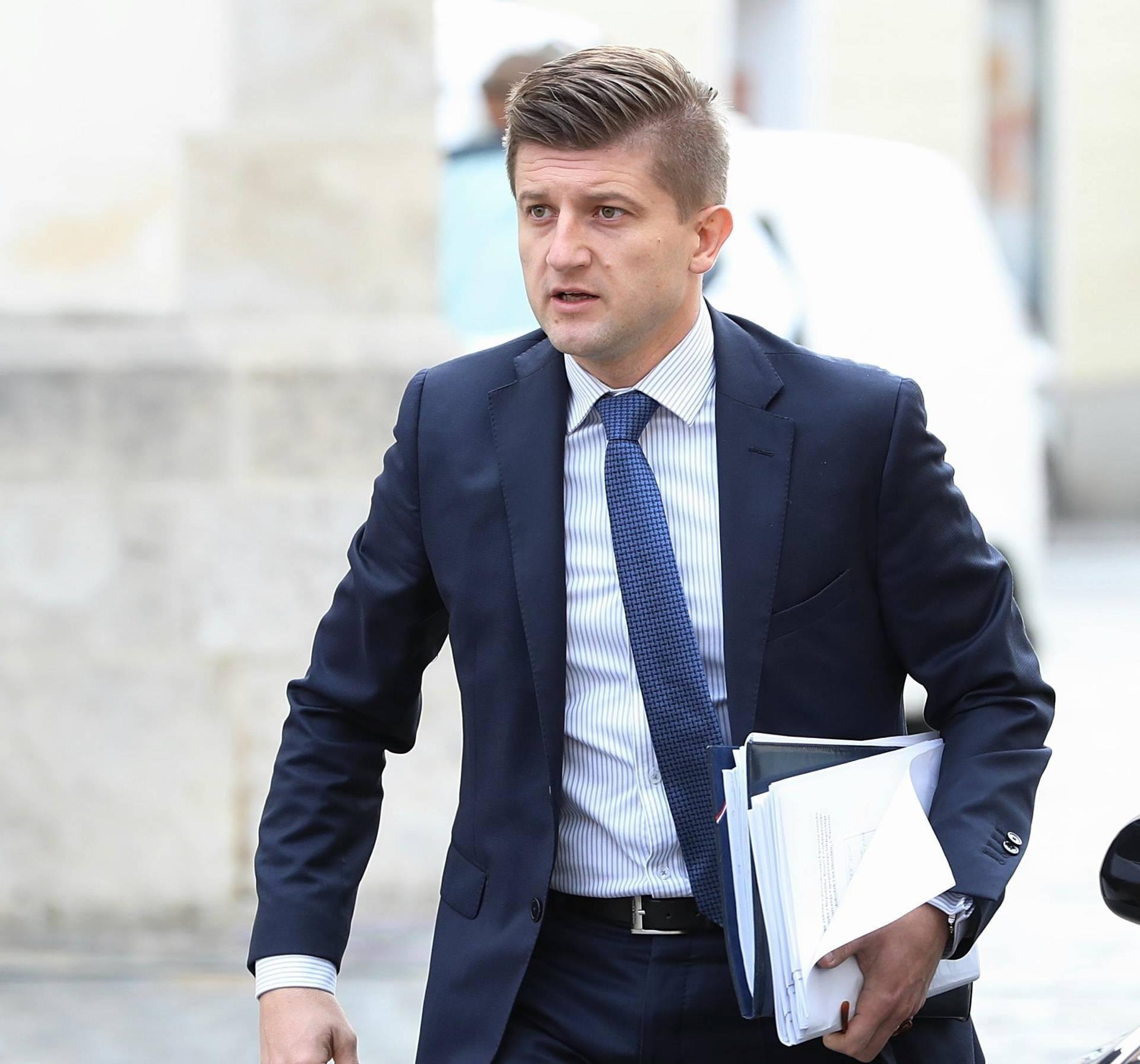 Marić traži 900 milijuna eura jeftinog kredita za autoceste