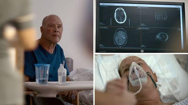 Rekli mu da ima rak mozga, a on: 'Ok, imao sam dobar život'