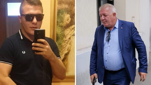 Uhićen sin Josipa Đakića, pijan prijetio policajcima: 'Znate li vi tko sam ja, dobit ćete otkaz'