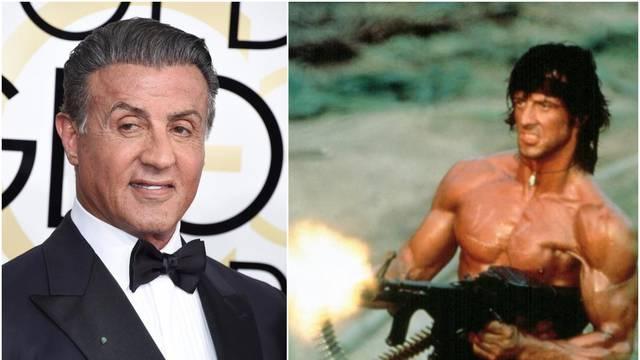 Stallone divljao zbog mjesta za parkiranje: 'Izgleda kao Rambo'