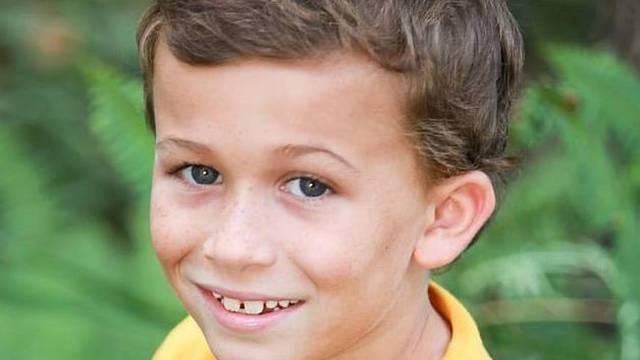 Dječak s tumorom