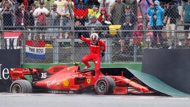 Vettel nakon najluđeg dana u povijesti F1: Kakva utrka!