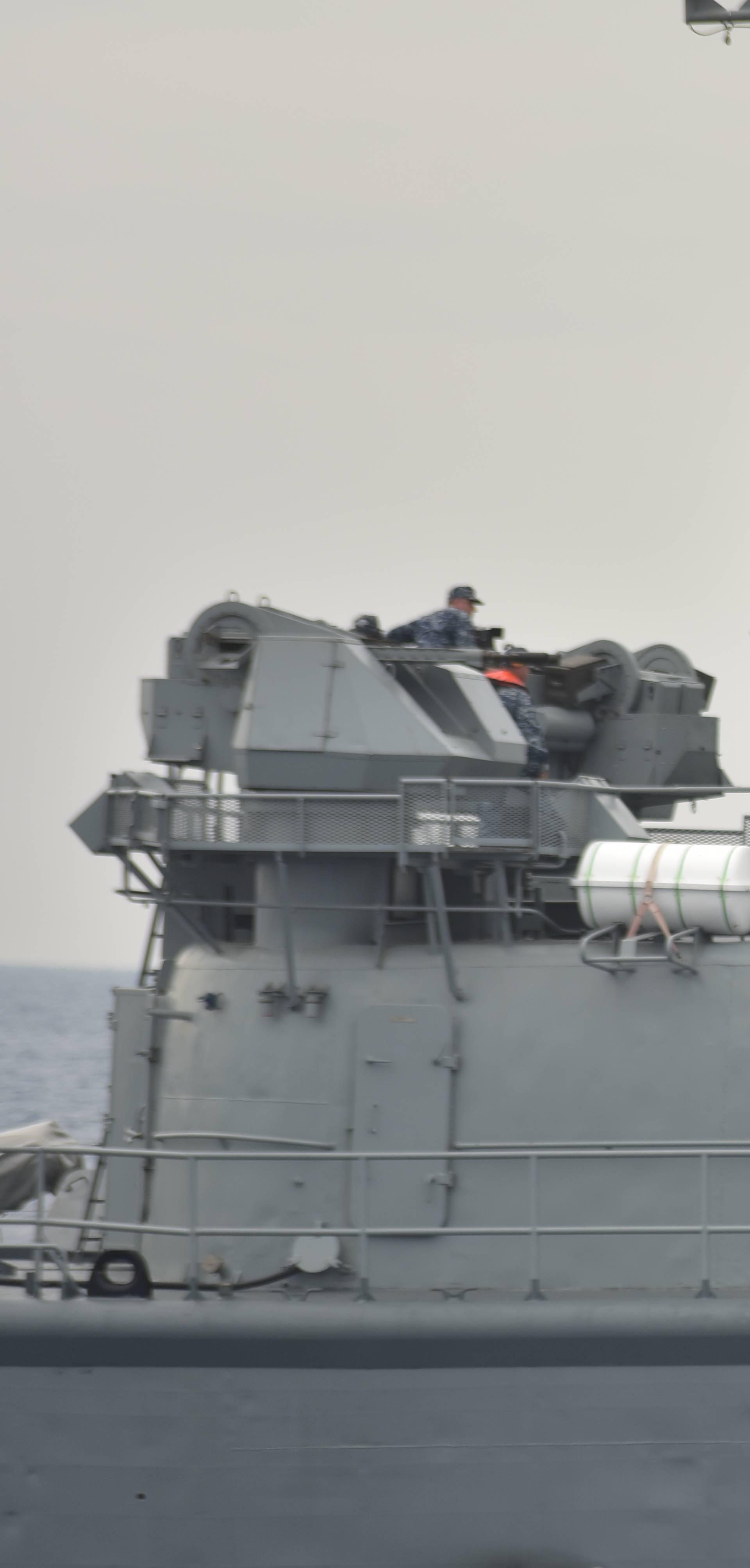 Vojna vježba 'Harpun' 17 je pokazala: Naše more je sigurno