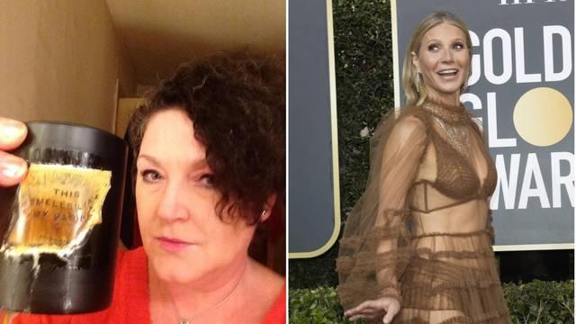 Eksplodirala svijeća s mirisom vagine Gwyneth Paltrow: 'U sobi je bio pakao, svuda vatra'