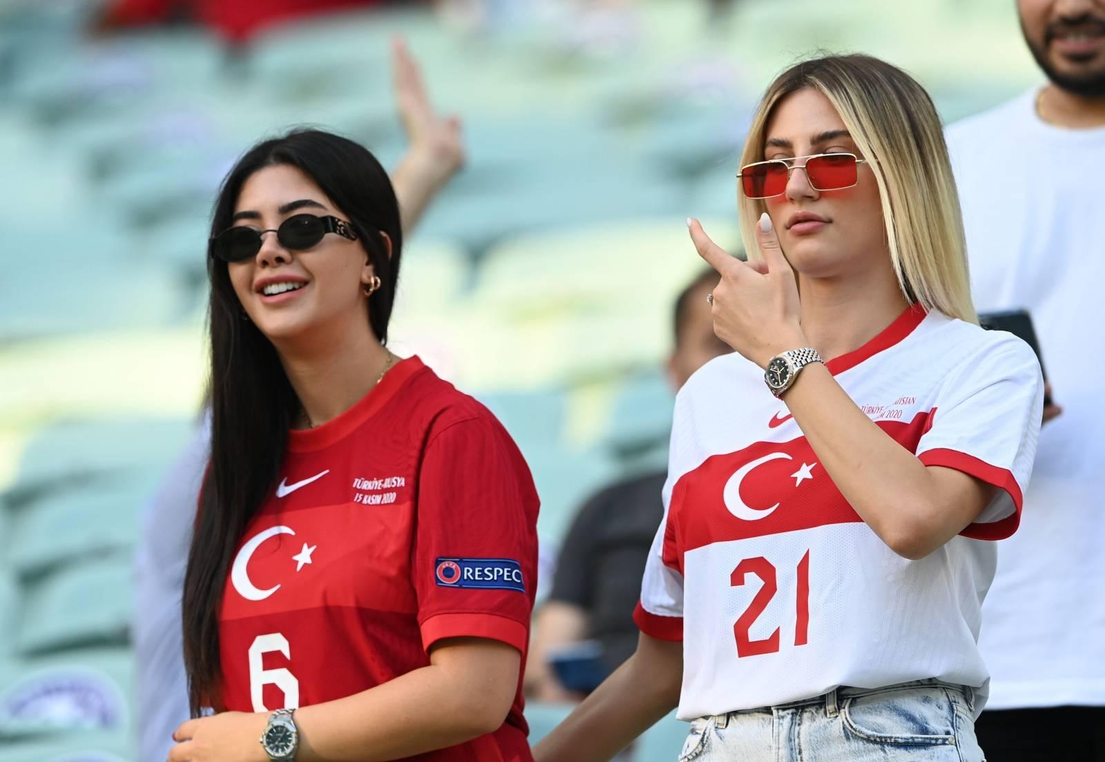 Euro 2020 - Group A - Turkey v Wales