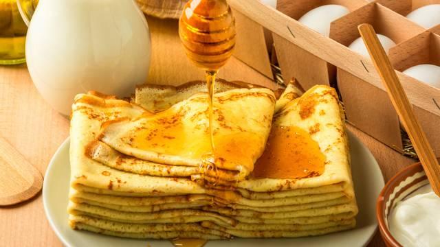 Veganske i zdrave: Napravite brze palačinke od četiri sastojka