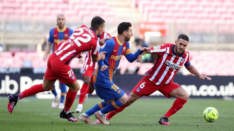 Ter Stegen i Oblak spašavali, borba za prvaka La Lige još traje