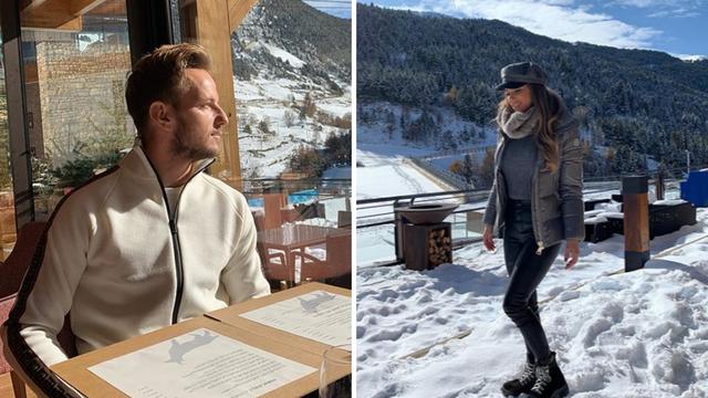 Nema brige: Barca ga otpisala, ali Rakitić uživa na skijanju...