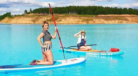 Opasno po influencere: Rade selfieje pokraj toksičnog jezera
