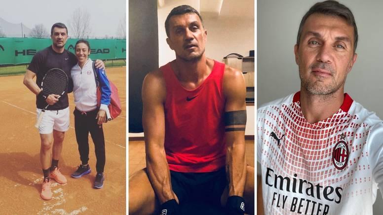 Nema odmora: Paolo Maldini je u formi i u šestom desetljeću