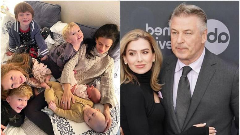 Alec Baldwin (62) dobio sedmo dijete samo šest mjeseci nakon što mu je supruga rodila sina...