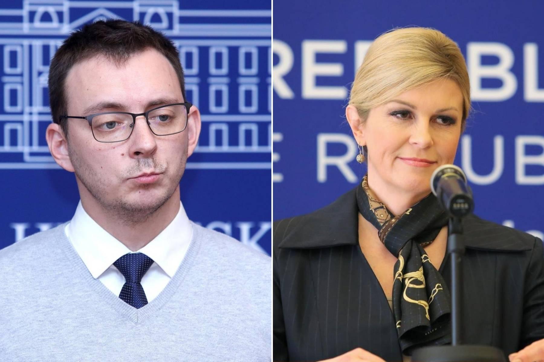 Glavašević o tekstu Expressa: Ne mrzim Kolindu, prezirem ju!