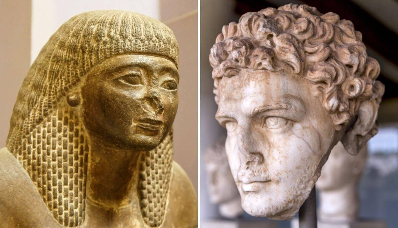 Znate li zašto ljudi na starim kipovima često nemaju noseve?