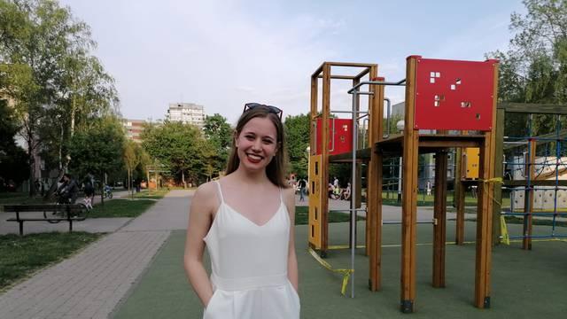 Kći Vitomire Lončar zapjevala susjedima u parku: 'Odlična je'