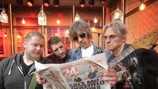 Jako mi je drago da je '24 sata dnevno' pjesma vaših novina...