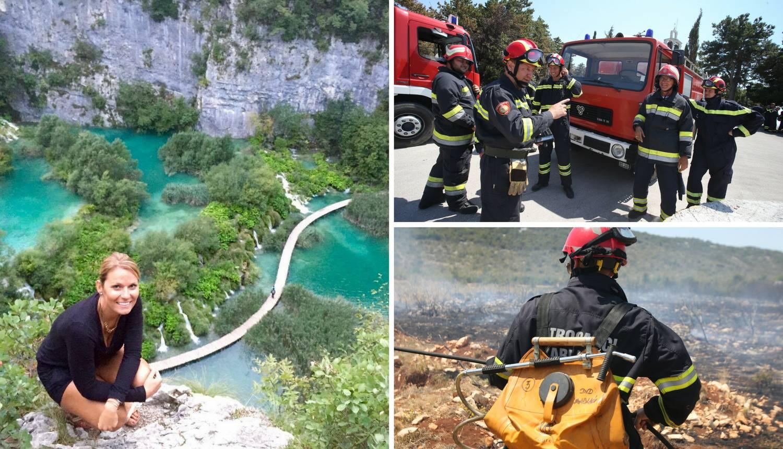 Hrvatica iz New Yorka skupila 155.000 kuna za vatrogasce