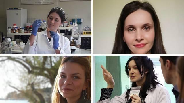 Hrvatske znanstvenice dobile stipendiju 'Za žene u znanosti'