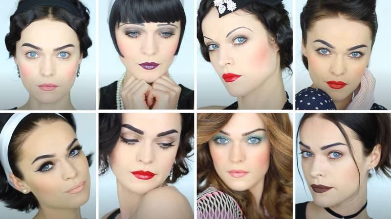 Kako se ljepota mijenjala kroz stoljeće – od šminke do frizura…