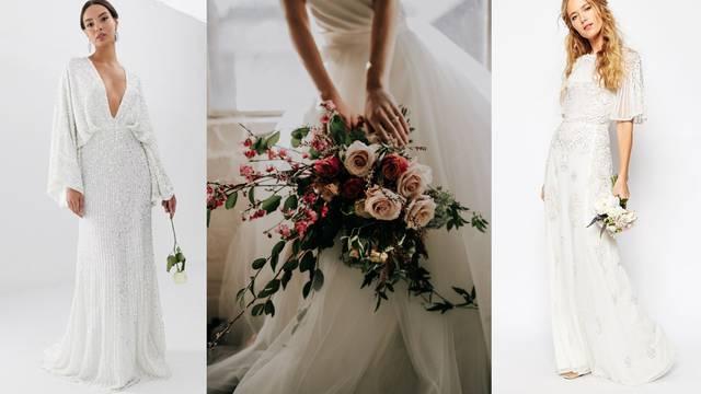 Koja je savršena vjenčanica za vas otkriva vodič po građi tijela