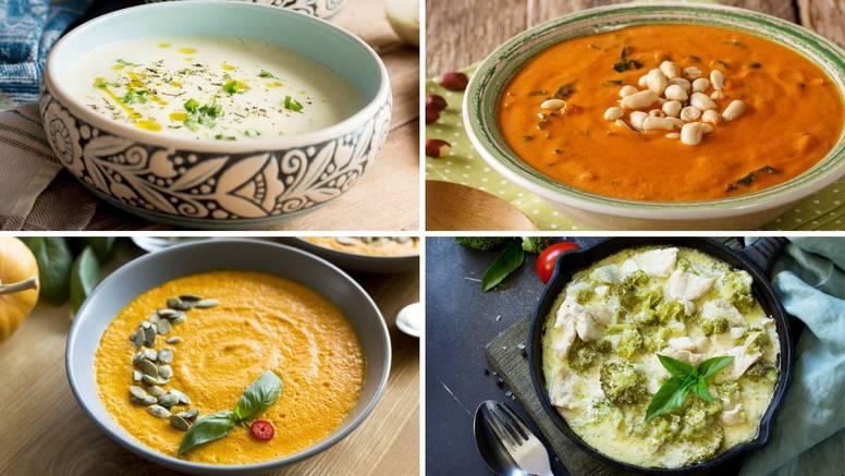 Zasitne i pune okusa: Isprobajte 10 recepata za jesenske juhe