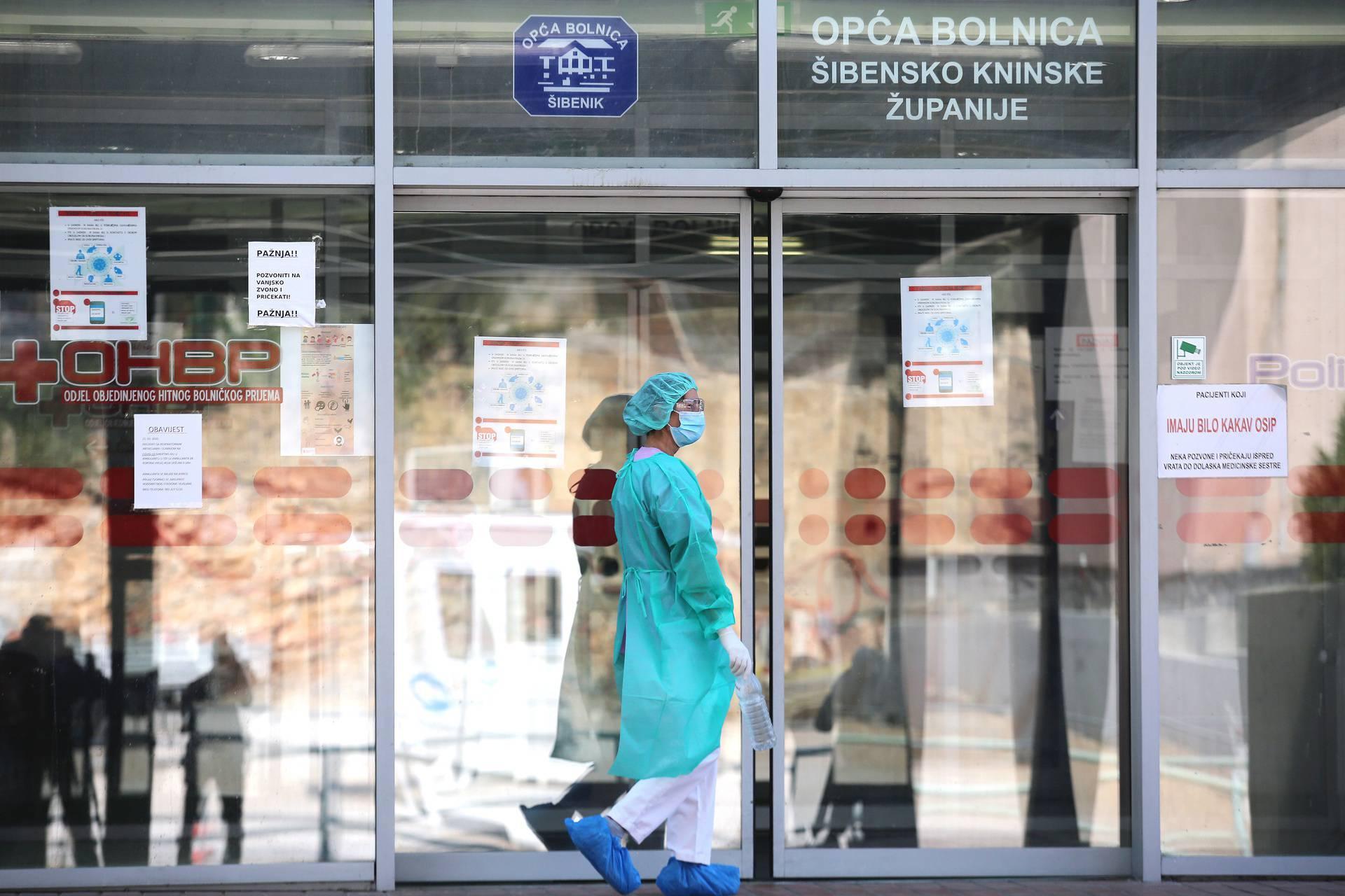 Medicinsko osoblje Opće bolnice Šibenik