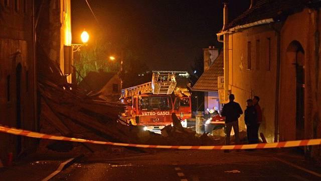 Susjed je prijetio eksplozijom?  Jedan mrtav, kuća se urušila