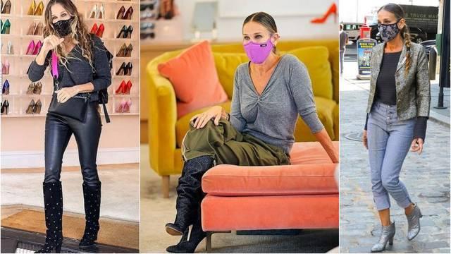 Samo sjaj: Sarah Jessica Parker ima tri omiljena modela čizama