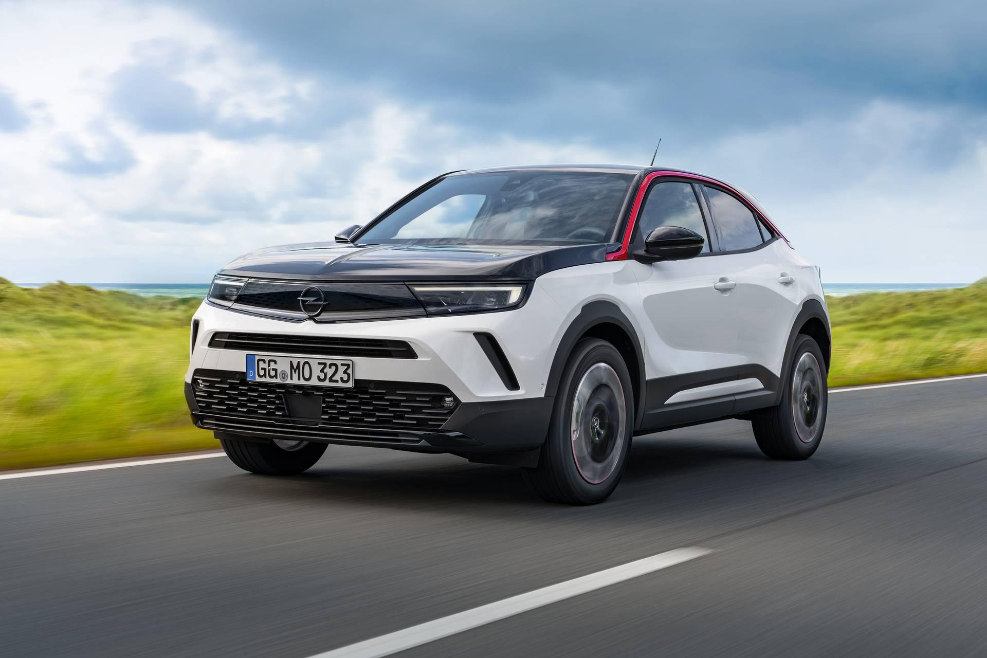 Opel predstavio novu Mokku, ide na benzin, dizel i na struju