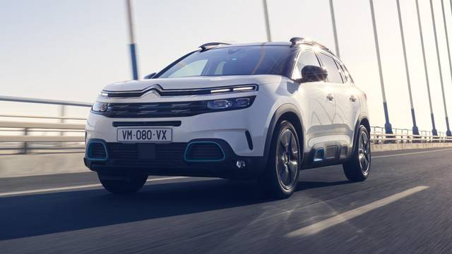 Štedljivi i vrlo brzi Citroën C5 Aircross stiže na hrvatsko tržište