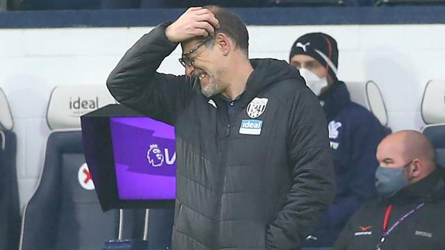 West Bromwich Albion v Crystal Palace - Premier League - The Hawthorns