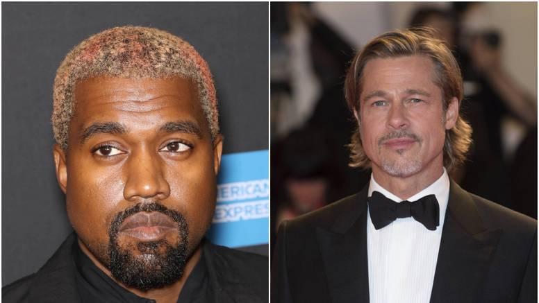 Pitt se priključio crkvi Kanye Westa? Bio je na njegovoj misi