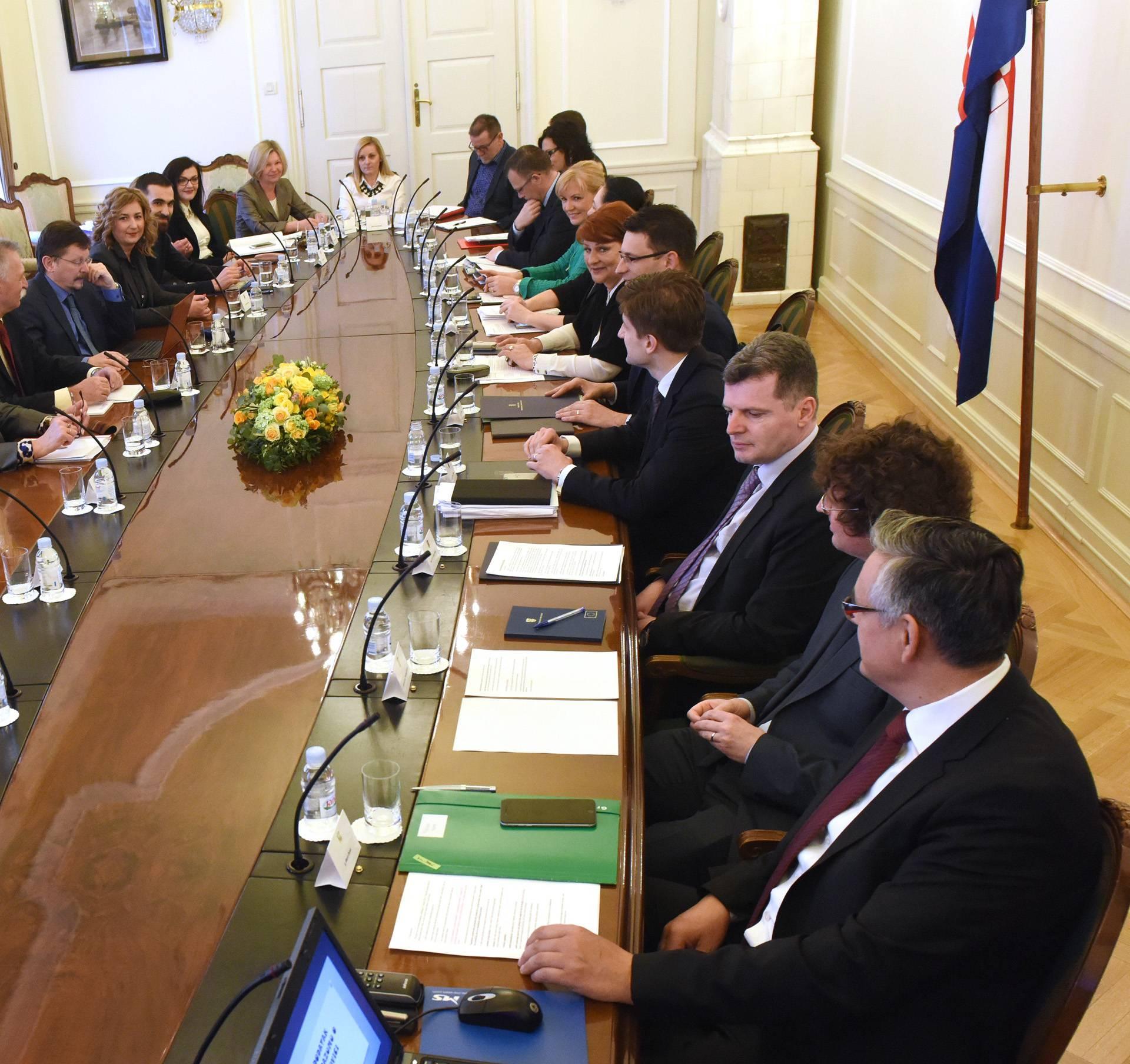 Mihalinec: Novi sastanak Vlade i sindikata održat će se u petak