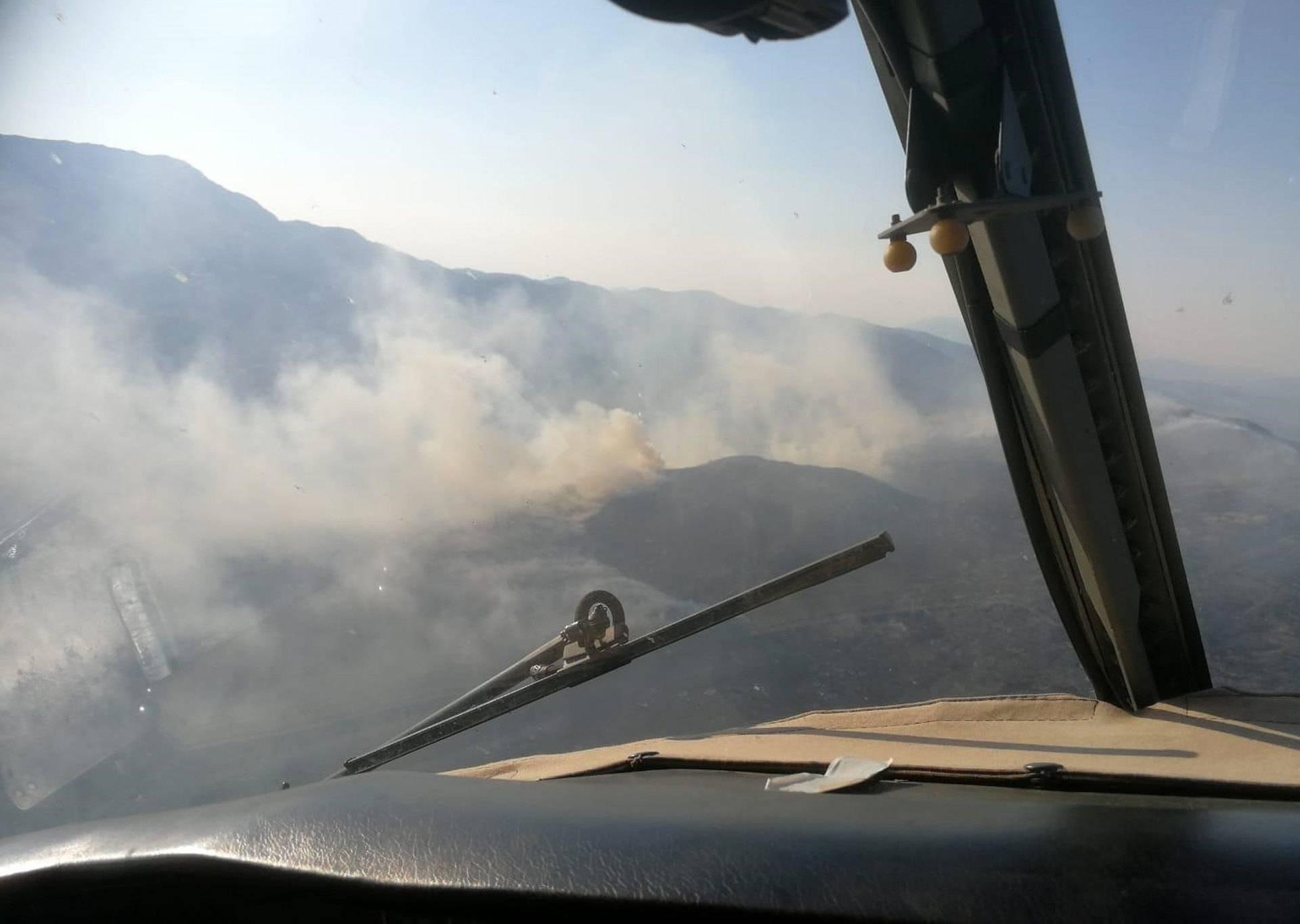 Vapaj iz Zagore: Dinara nestaje u plamenu, danima nema sunca