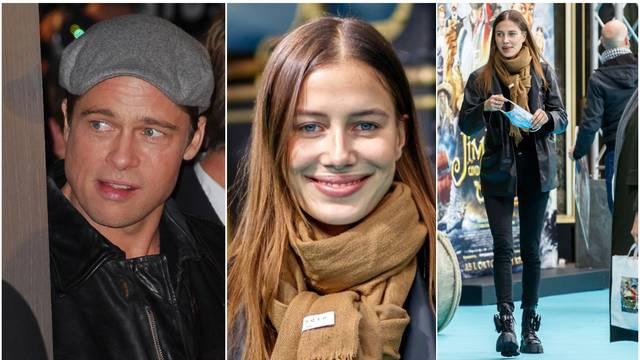 Kamere su 'ulovile' novu curu Brada Pitta! Na premijeri filma se pojavila u ležernom izdanju