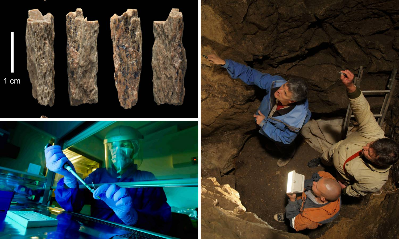 Našli ostatke hibridne curice: Mama joj je bila neandertalka