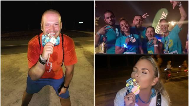 Od maratona prežderavanja do trčanja maratona na Bundeku