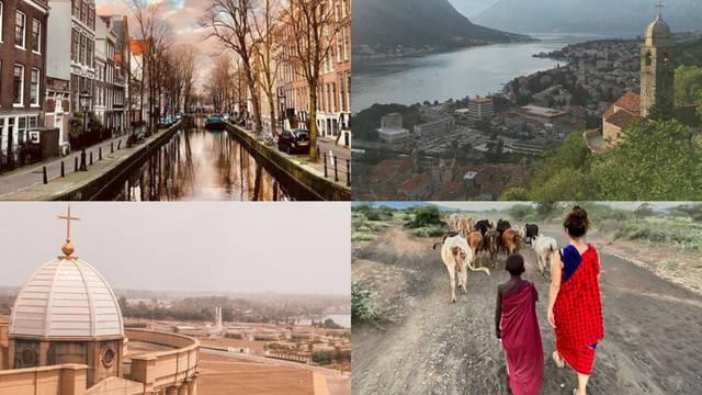 Ovo su gradovi svijeta gdje su po dva glavna grada, ili čak tri!