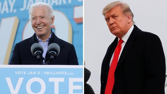 Ključna bitka za Senat: Trump u Georgiji usred velikog skandala