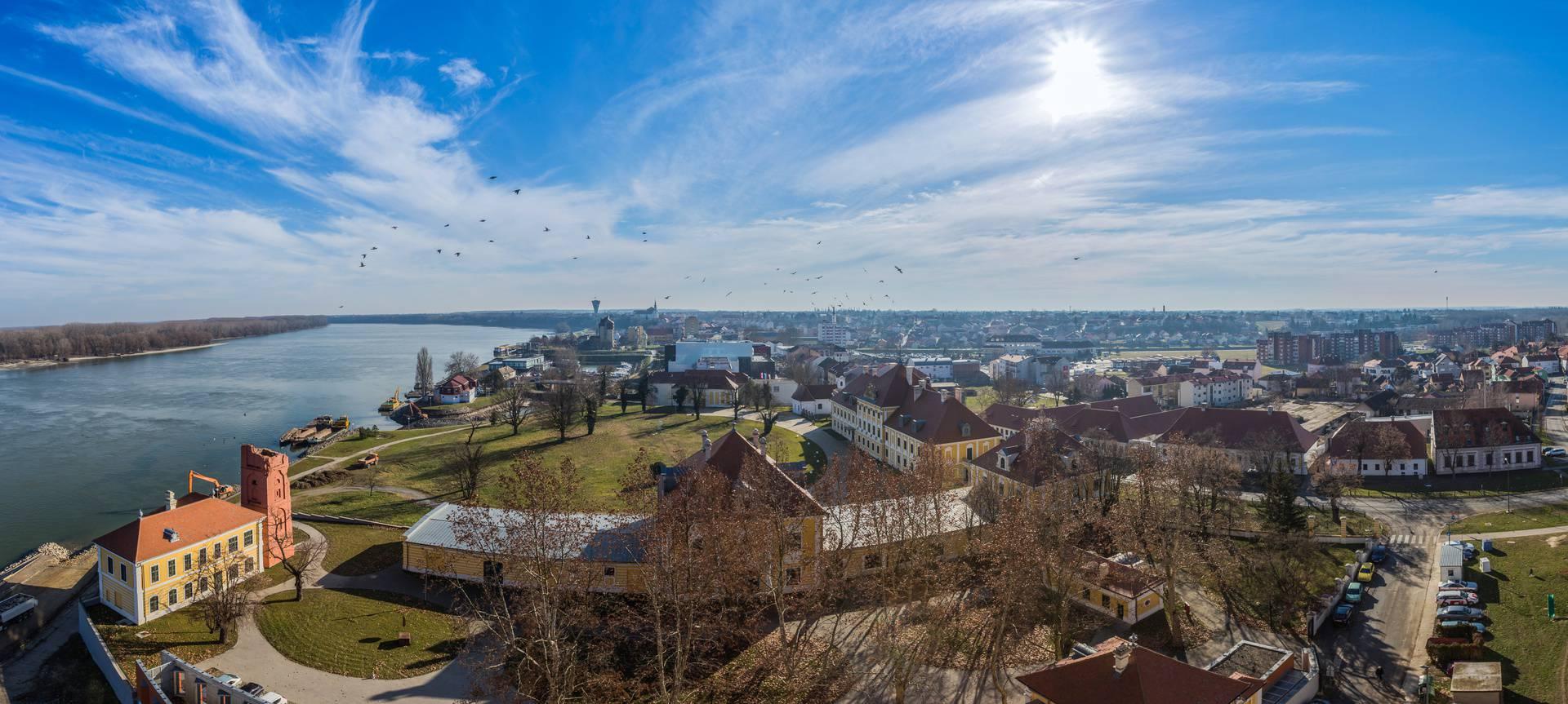 Panorama Vukovara