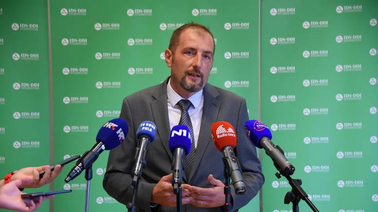 IDS ima novog predsjednika: Izabrali su Dalibora Pausa