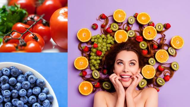 20 namirnica protiv starenja: Rajčica štiti kožu od posljedica sunca, a limun čuva mladolikost