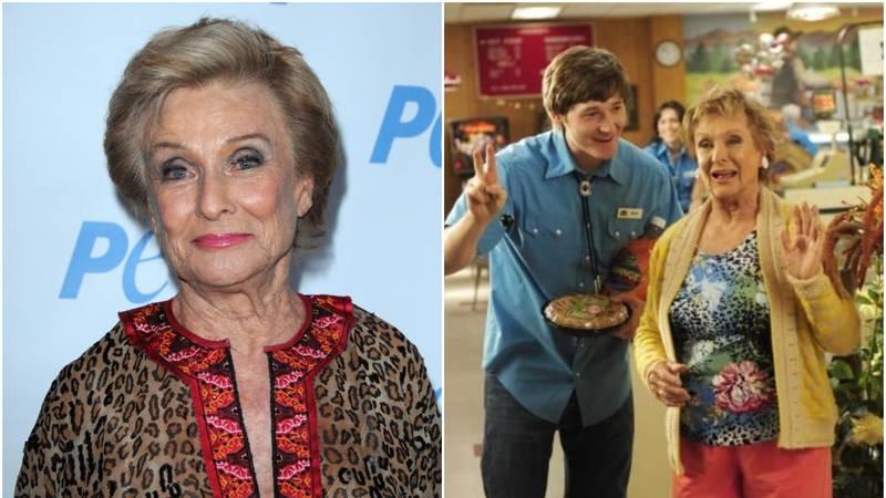 Umrla glumica Cloris Leachman