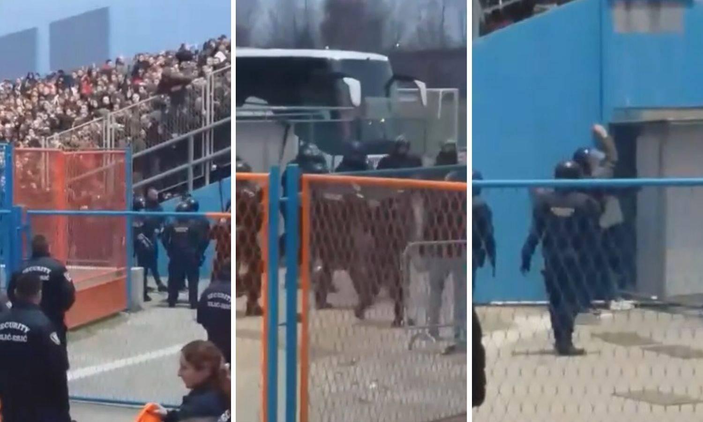 Video sukoba: Policija izvukla izgrednike, nastao totalni kaos