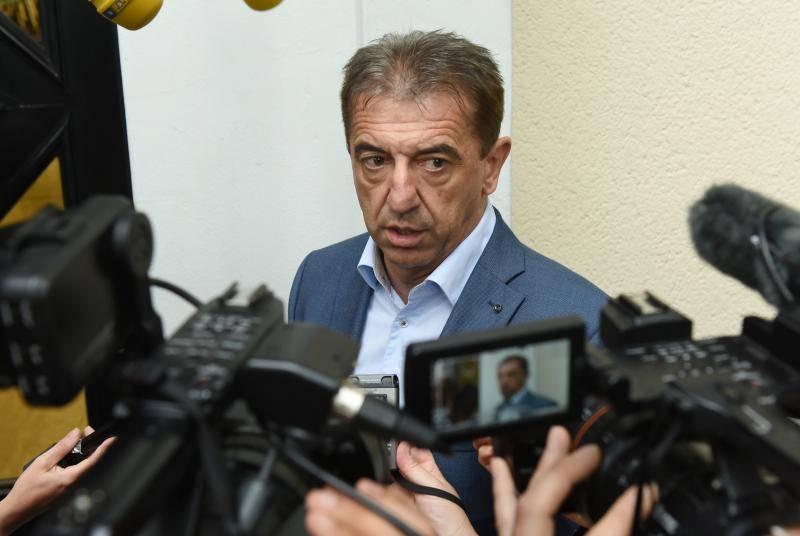 'Kalmeta je teret za stranku, moju podršku a priori nema'