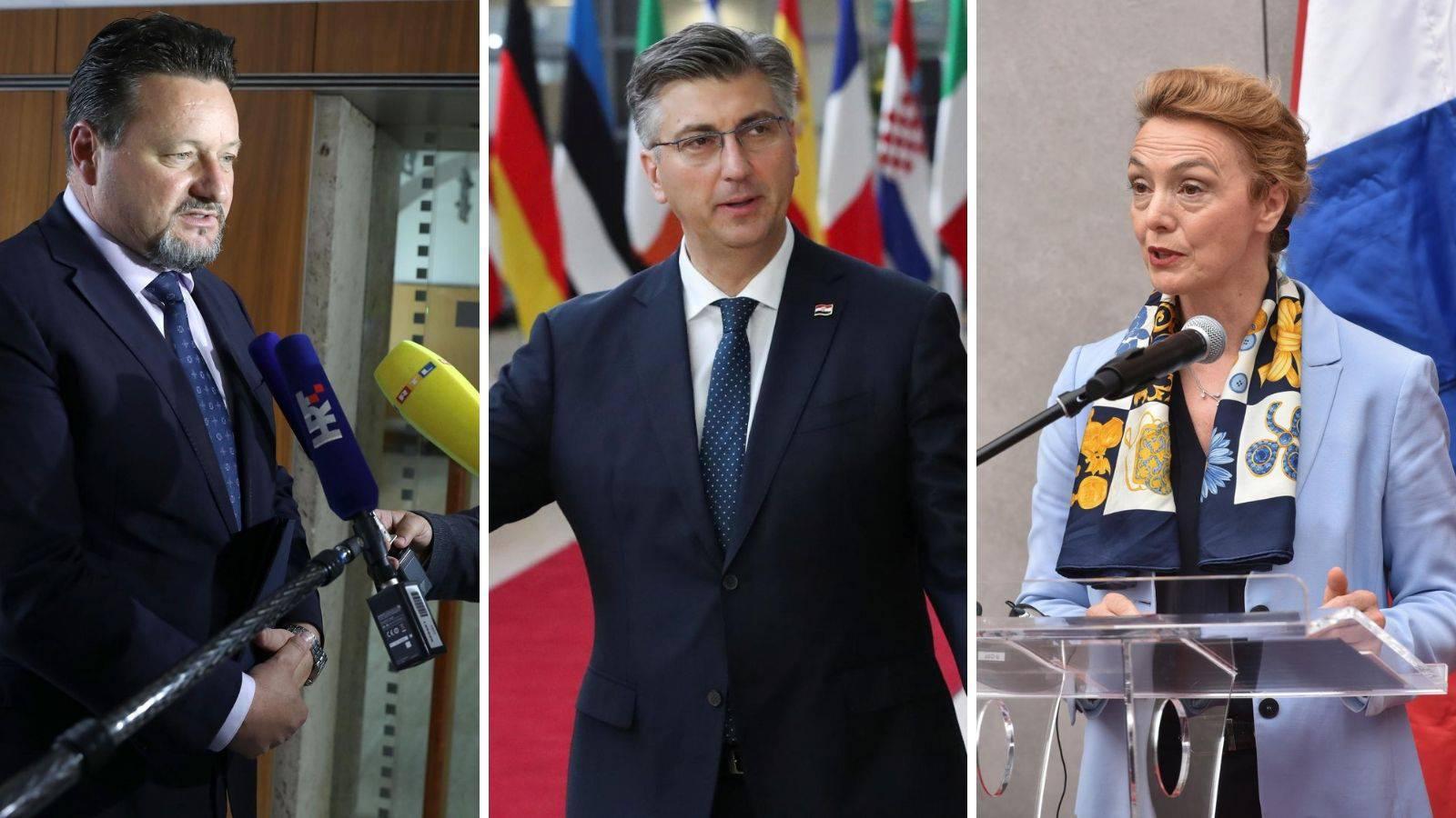 Rekonstrukcija Vlade: Tko bi mogao zamijeniti Pejčinović?