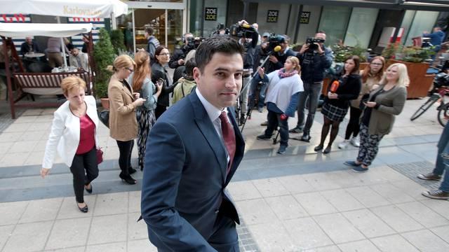 Bernardić i Miljenić predali su kandidature za čelnika SDP-a
