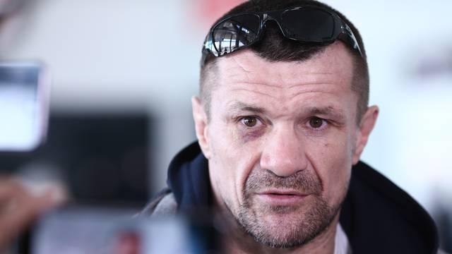 Zagreb: Cro Cop se vratio u Zagreb nakon Å¡to je pobijedio Roya Nelsona