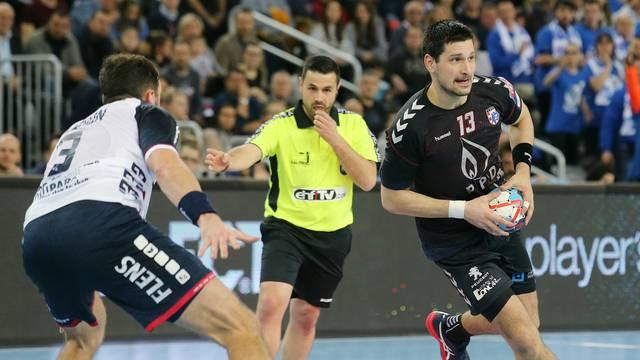 Zagreb: PPD Zagreb ugostio SG Flensburg Handewitt u 13. kolu EHF Lige prvaka