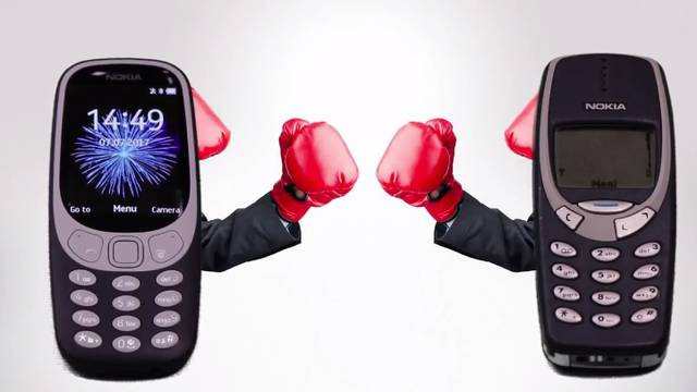 Stara protiv nove: Nokia 3310 i istoimeni nasljednik u okršaju