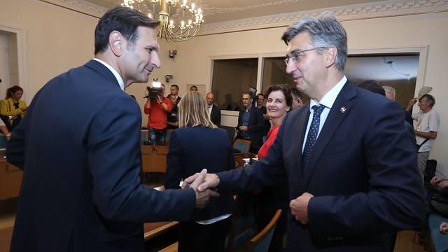 Zagreb: Sjednica Odbora za europske poslove o kandidatkinji RH za člana Europske komisije